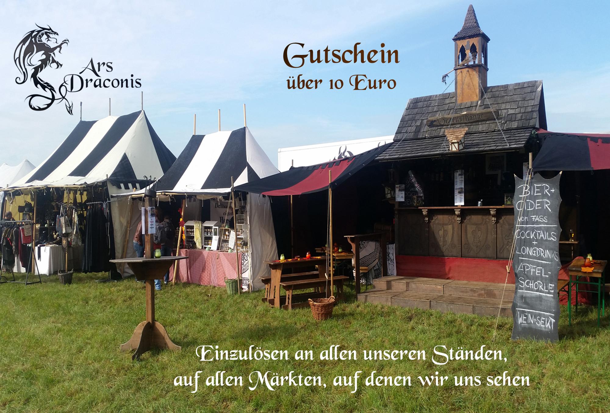 Ars Draconis Gutschein - 10€